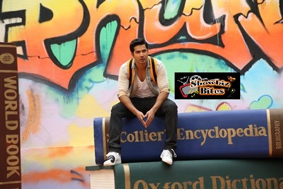 Varun Dhawan in Main Tera Hero-showbizbites
