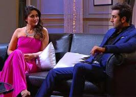 kareena-ranbir on koffewithkaran-showbizbites