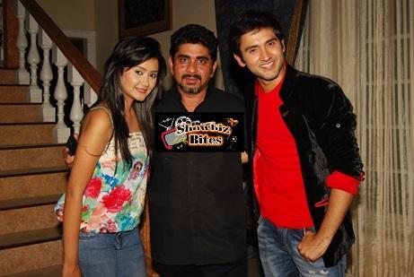 Kaanchi Singh- Producer Rajan Shahi and Mishkat Verma