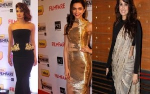 Pictures of the Celebrities at Idea 59th Filmfare Awards Event
