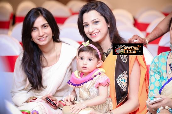 Bhairavi Raichura and Pooja Kanwal with Daughter