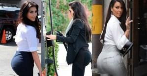 Top 10 Lip-Smacking Pictures of Kim Kardashian Bum, MUST-SEEN