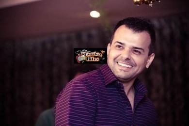 Prashant Bhatt at Jay Soni's Marriage