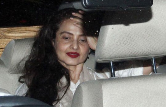 rekha without makeup-showbizbites