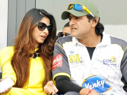 Armaan and Tanisha at CCL