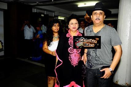 Rajesh Puri, Wife Anju Puri and Daughter - Pari Puri
