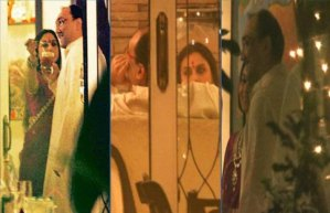 Rani Mukherjee Gets Married with Aditya Chopra Finally in Italy