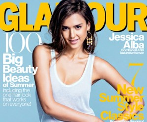 Jessica Alba Says 'No' to Strip Down in Movies