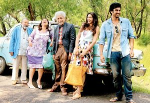 Finding Fanny Movie Review