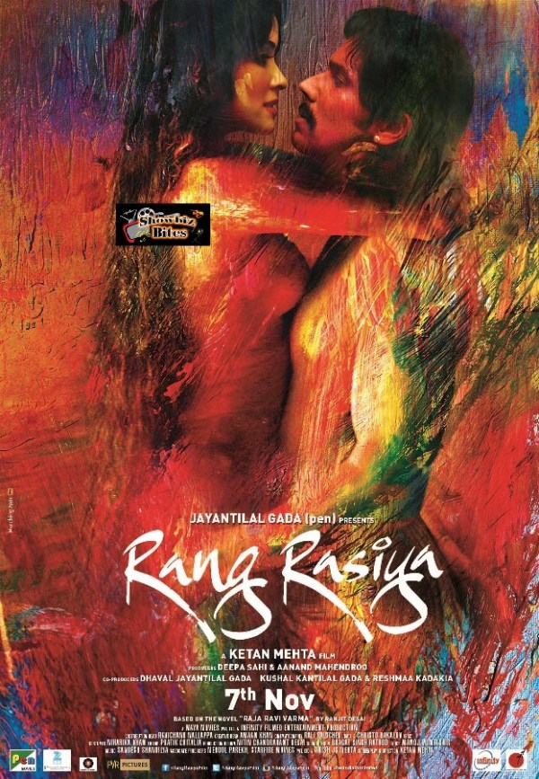 rang rasiya-poster launch-showbizbites