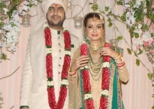 Photos: Dia Mirza Wedding Pictures