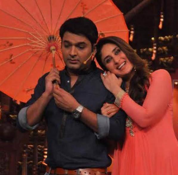Do You Think Kapil Sharma is the Biggest Flirt? | Showbiz ...