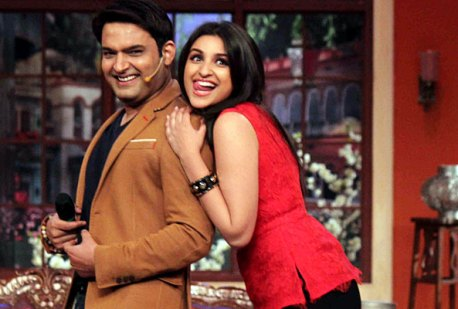 kapil with parineeti-showbizbites