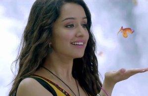 Shraddha Kapoor's Galliyan Ranks Second on Musical Charts