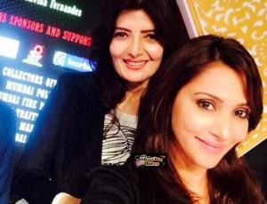 Rishina Kandhari and Sonu Walia's Stunning Selfie