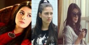 Pakistani Actress Ayeza Khan's Most Sizzling and Eye Candy Photos