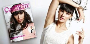 Watch Gorgeous Nargis Fakhri Shooting for Cine Blitz Magazine Feb, 2015 Edition