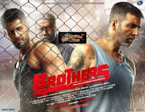 First Look of Akshay Kumar and Sidharth Malhotra's Brothers Out
