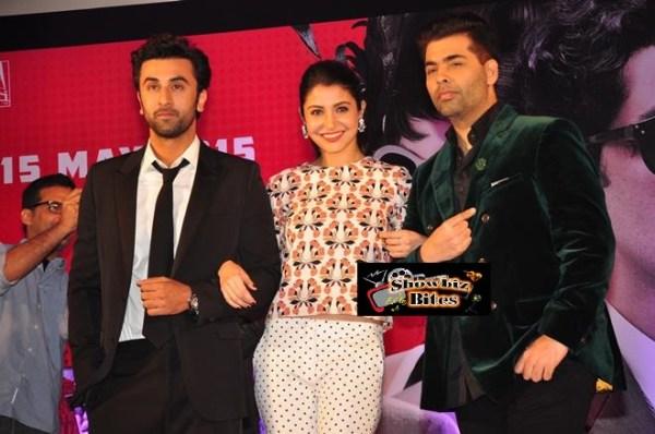 Bombay Velvet Trailer Launch-03