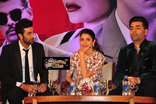 Bombay Velvet Trailer Launch-06