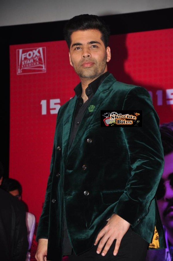 Bombay Velvet Trailer Launch-11