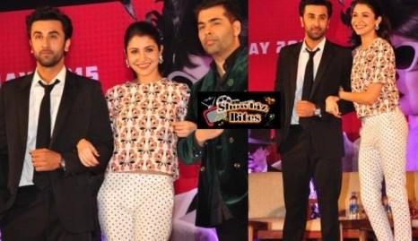 Bombay Velvet Trailer Launch