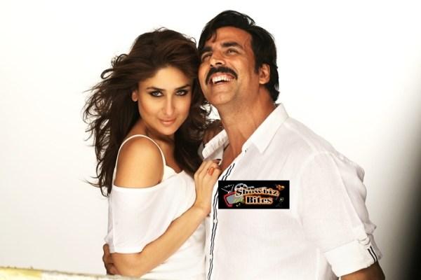 akshay with kareena in gabbar is back