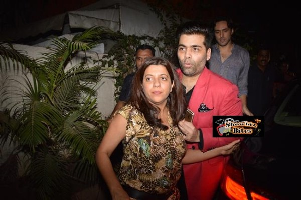 Deepika Padukone's Party at Olive Bandra-19