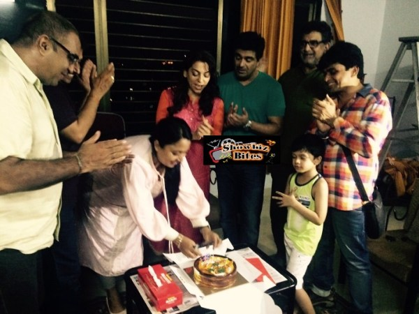 Juhi Chawala Celebrates Shabina Khan's Birthday