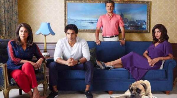 dil dhadakne do 1st day box office collections