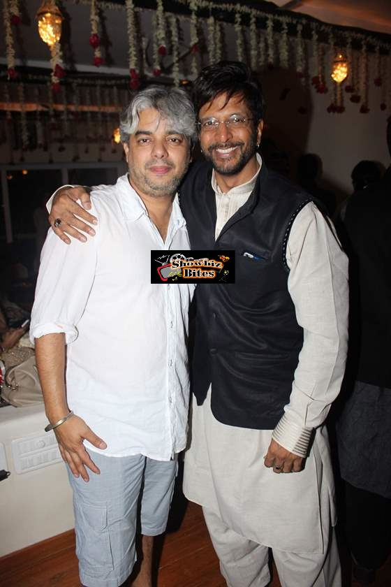 Shaad Ali and Javed Jaffrey
