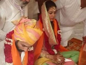 Shahid Kapoor marriage