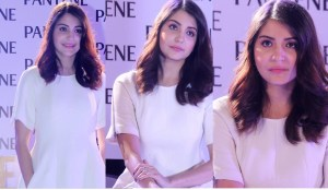 PHOTOS: Anushka Sharma Looks Creamily Beautiful at Pantene New Product Launch