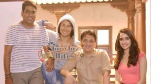 Shraddha Kapoor Makes a Special Request to Tiger Shroff