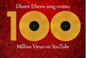 PIX: Hrithik Roshan's Dheere Dheere Becomes the Biggest Hit in Indian Music History
