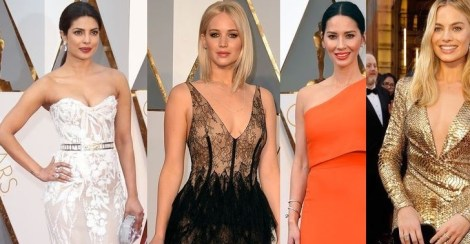 Best Dressed at the Oscars 2016