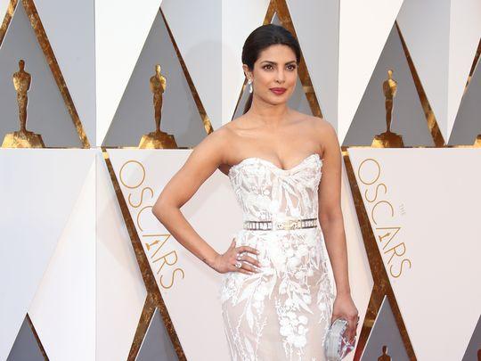 Priyanka at Oscars 2016
