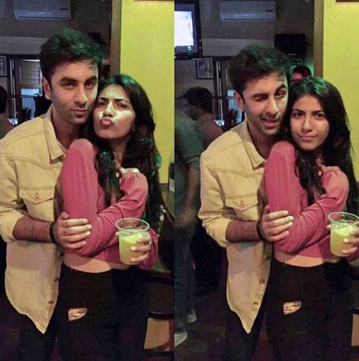 ranbir kapoor new girlfriend
