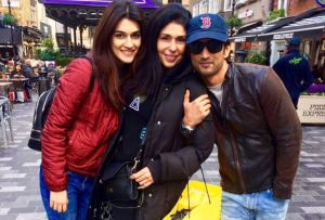 PIX: Sushant and Kriti's Raabta Begins Shooting in Budapest