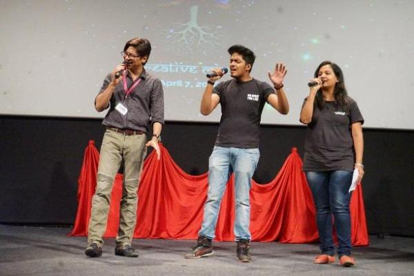 Shaan performs at WWI-02