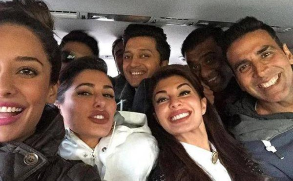 housefull 3 shooting wrap up