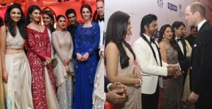 PIX: Bollywood Celebs Attend Royal Dinner in Honor of Prince William and Kate Middleton