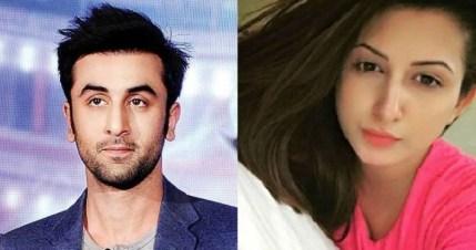 Ranbir Kapoor's rumored girlfriend