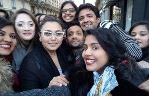 Rani Mukerji Lands Into Paris to Meet Hubby Dear