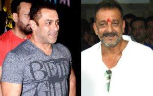 Salman Khan and Sanjay Dutt Fight over a Woman