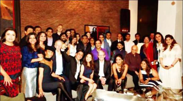 shah rukh khan's party for tim cook-01