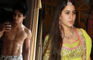 Shahid Kapoor's Brother Ishaan and Saif's Daughter Sara to Be Launched in SOTY 2