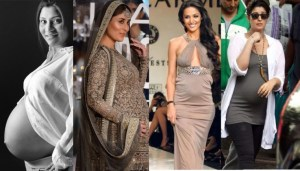 PIX & VIDEO: 11 Pregnant Bollywood Actresses Who Dared to Show Their Baby Bumps in Public