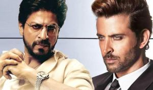 What Shah Rukh Khan Said to a Journalist in Much Anger About Hrithik Roshan on Phone?