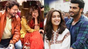 Half Girlfriend Opens Fairly Well and Hindi Medium Gets Slower Occupancy